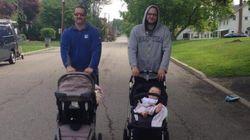 20 clichés adorables de pères au foyer