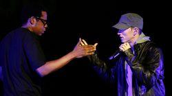 Eminem et Jay-Z: un niveau de vocabulaire