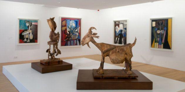Ouverture du musée Picasso à Paris: la visite virtuelle en images