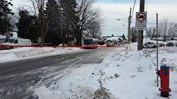 Trois-Rivières: l'homme armé barricadé s'est rendu aux