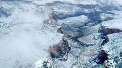 Le Grand Canyon comme vous ne l'avez (sans doute) jamais
