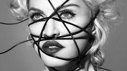 La nouvelle promo de Madonna fait
