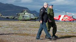 Arctique : le Canada doit être prêt à répondre à d'éventuelles incursions de Moscou, dit