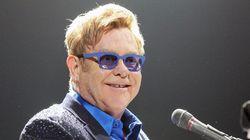 Elton John s'allie à Obama pour la lutte contre le