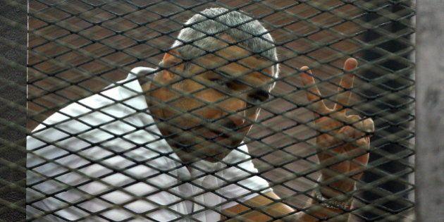 Le journaliste canadien Mohamed Fahmy demande son expulsion