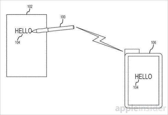 Apple: un stylo connecté iPen serait-il le prochain produit de la