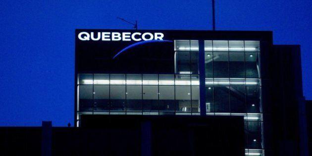 Québécor regroupe ses activités médias dans une seule
