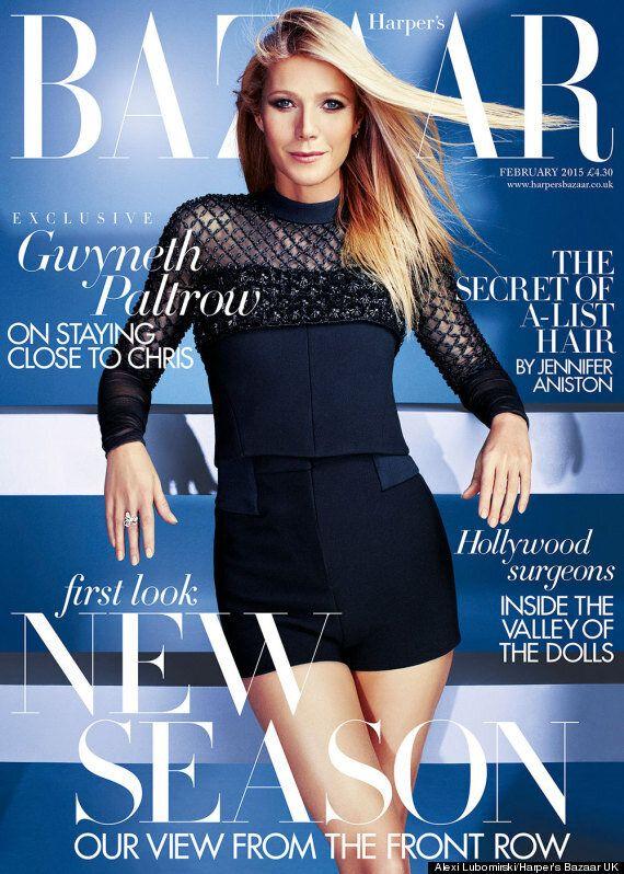 Gwyneth Paltrow s'interroge sur le comportement des femmes entre