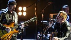 U2 appuie la libération de Raif