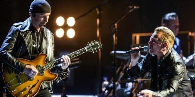 U2 appuie la libération de Raif Badawi