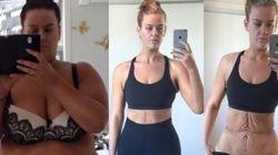 Cette femme a fait taire ceux qui doutaient de sa perte de poids