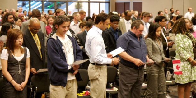 On Thursday June 4, 2009, MaRS had the privilege of welcoming 60 new Canadians at a Citizenship Court...