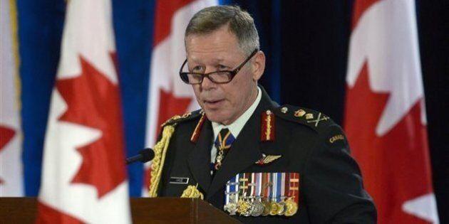 L'inconduite sexuelle doit arrêter «maintenant», dit le général Jonathan Vance à ses