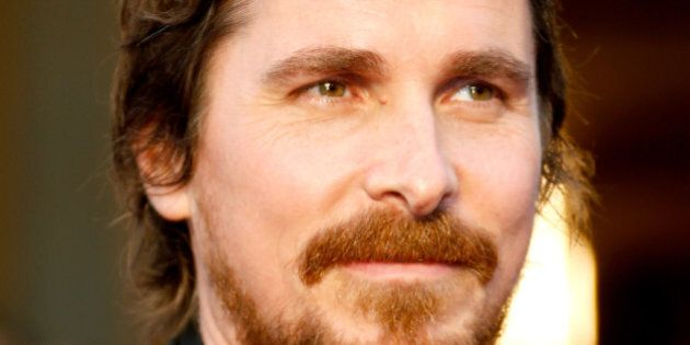HOLLYWOOD, CA - MARCH 02: Actor Christian Bale attends the 86th Oscars held at Hollywood & Highland Center on March 2, 2014 in Hollywood, California. (Photo by Jeff Vespa/WireImage)