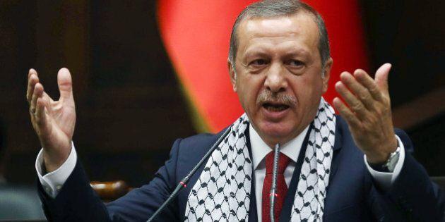 Gaza: le Premier ministre turc compare les méthodes d'Israël à celles