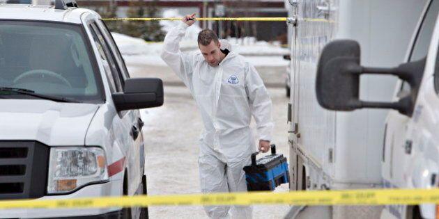 Le suspect de la tuerie à Edmonton aurait un lourd passé judiciaire