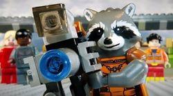 Les Gardiens de la galaxie: la bande-annonce version Lego