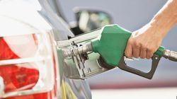 L'essence sous la barre du 1$ à