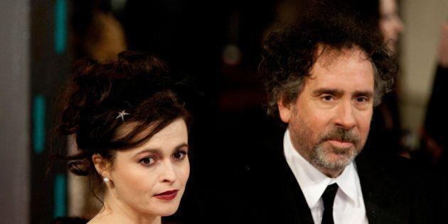 Tim Burton et Helena Bonham Carter se