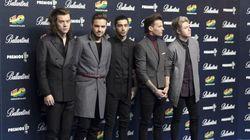 2014: Grande année pour One Direction