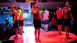 Les girls band de Corée du Nord cartonnent en Chine