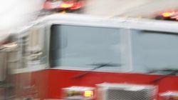 Quatre morts dans l'incendie d'un immeuble de Les Côteaux