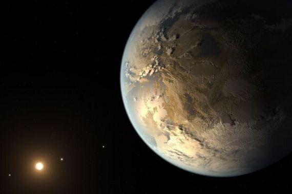 La NASA a trouvé une nouvelle Terre