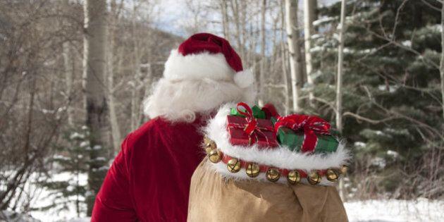Un Noël blanc cette année? C'est ce que prévoit MétéoMédia, et on espère qu'ils ont