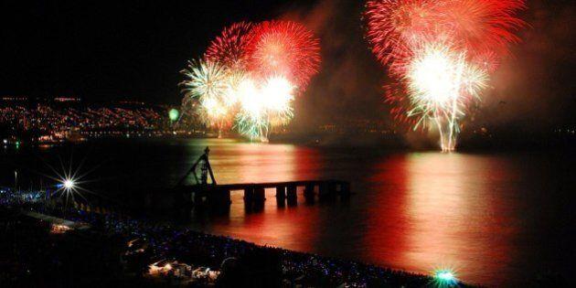 Les meilleures destinations pour défoncer l'année partout dans le monde