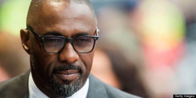 LONDON, UNITED KINGDOM - MARCH 26: Idris Elba attends the Prince's Trust Celebrate Success Awards at...