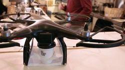 Coffee Copter: votre café servi par un drone