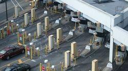Des douaniers américains tirent sur un Canadien sur le pont