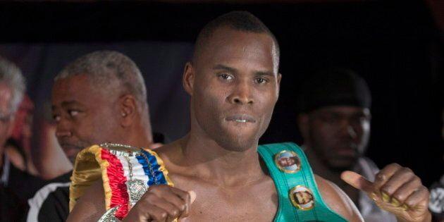 Adonis Stevenson livrerait son prochain combat le 19 décembre au Colisée Pepsi