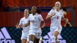 Coupe du monde féminine: Le Canada affrontera la
