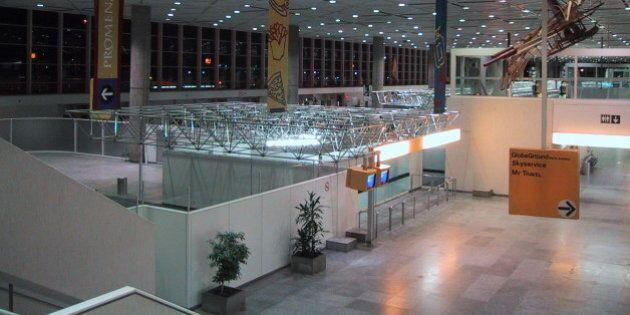 Aéroport de Mirabel: le compte à rebours est