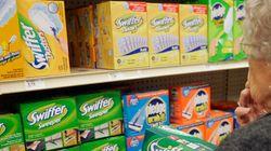 Les nettoyants domestiques courants augmentent la