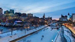 Quoi faire à Ottawa durant le temps des fêtes?