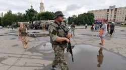 L'armée ukrainienne avance vers