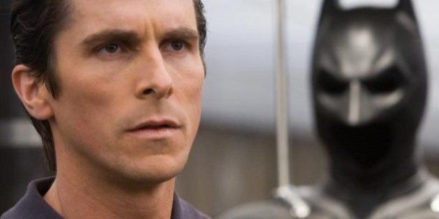 Fin de «The Dark Knight Rises»: Christian Bale se