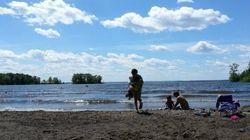 Les cotes de qualité de l'eau des plages publiques sont-elles vraiment