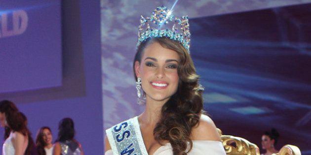 Miss Afrique du Sud couronnée Miss Monde
