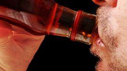 Pas besoin d'être alcoolique pour épouser