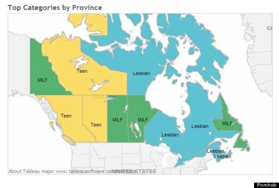 Seins ou fesses : que préfèrent les Canadiens et les
