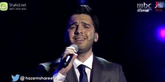 En pleine guerre, un chanteur syrien sacré « idole » du monde