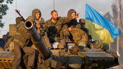 L'Ukraine à trois semaines de