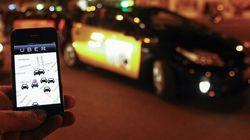 France: mouvement des taxis contre