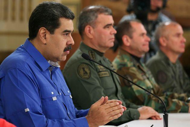 Βενεζουέλα: Ο Μαδούρο καλεί το στρατό σε ετοιμότητα υπό το φόβο επίθεσης από τις