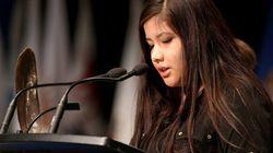 L'Assemblée des Premières Nations rend hommage à une jeune Autochtone