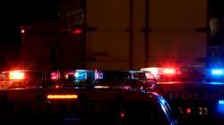 Châteauguay: voiture de police incendiée, suspect