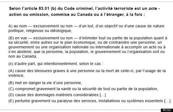 Est-ce que la tragédie de Saint-Jean-sur-Richelieu est un acte